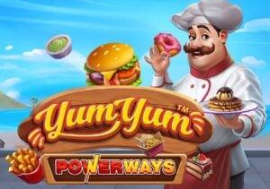รีวิวสล็อต Yum Yum Powerways